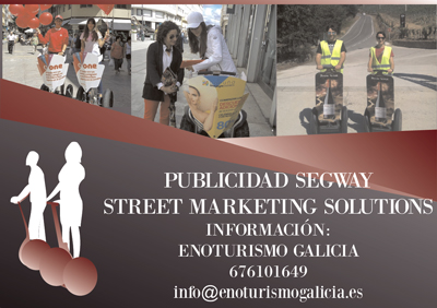 PUBLICIDAD Y STREET MARKETING