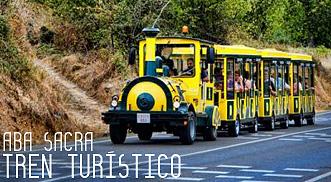 Tren turístico - Aba sacra